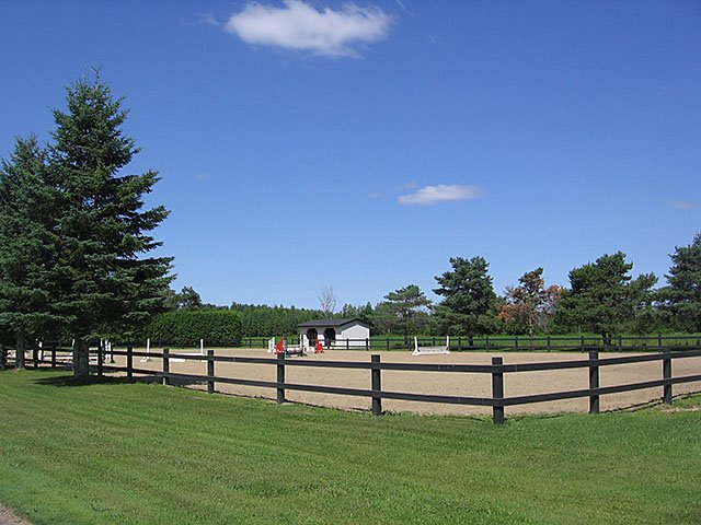 Horse Boarding in Ottawa Hunter Jumper A Circuit Barn