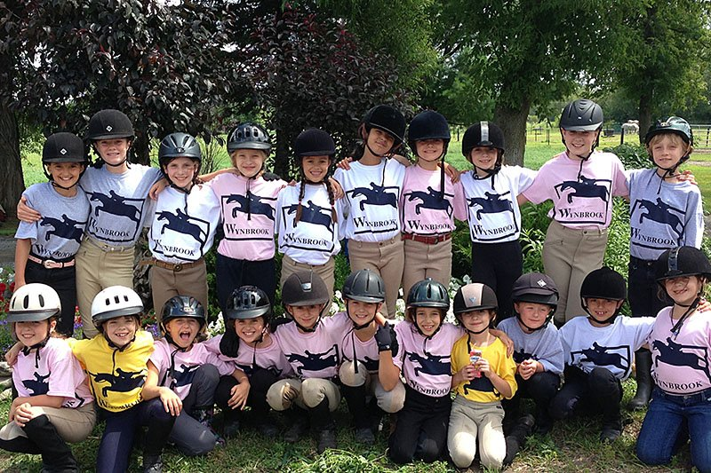 Summer Horse Riding Daycamp at Wynbrook Farm